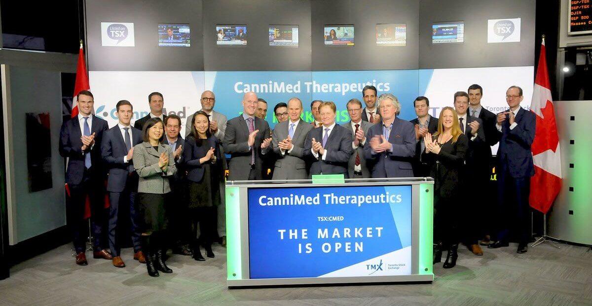 PFM CIO Opens Market with Cannimed