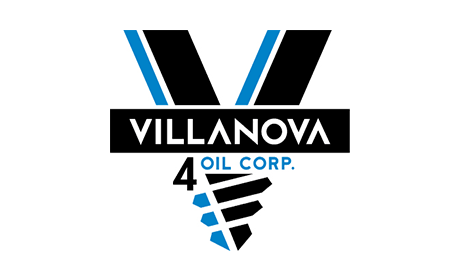 Logo - Villanova Oil Corp