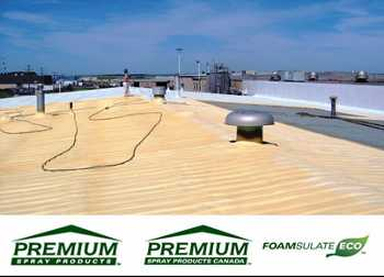 Premium Spray Products™ Receives CCMC Listing For Foamsulate™ ECO Spray Foam System in Canada Premium (PSP) and Hesterman (HTS) join forces to create Premium Spray Products Canada